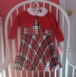 Infant Girl Casual Dress NWT